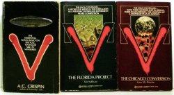 Novelization of Television Series V PB book series 1984 AC Crispin