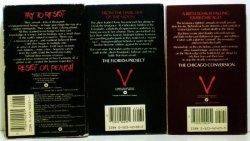 '.V: A novelization series.'