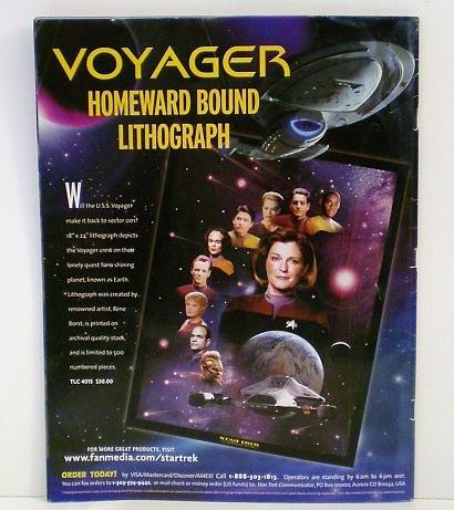 Image 4 of Star Trek Communicator Magazine issue 133 & 135 2001