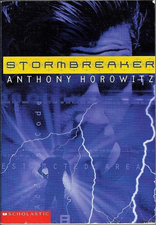 by Anthony Horowitz Scholastic edition