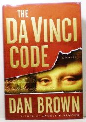 The Da Vinci Code by Dan Brown HC DJ 1st ed 2003