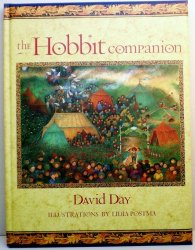 Hobbit Companion by David Day Exploration of JRR Tolkien 2000