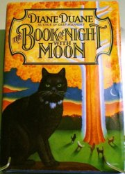 The Book of Night with Moon Diane Duane HC DJ 1997