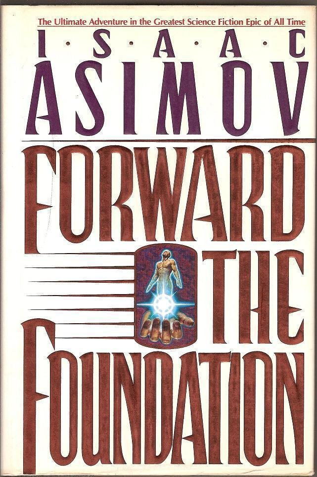 Foundation Series by Isaac Asimov 1993 HC DJ 2nd edition