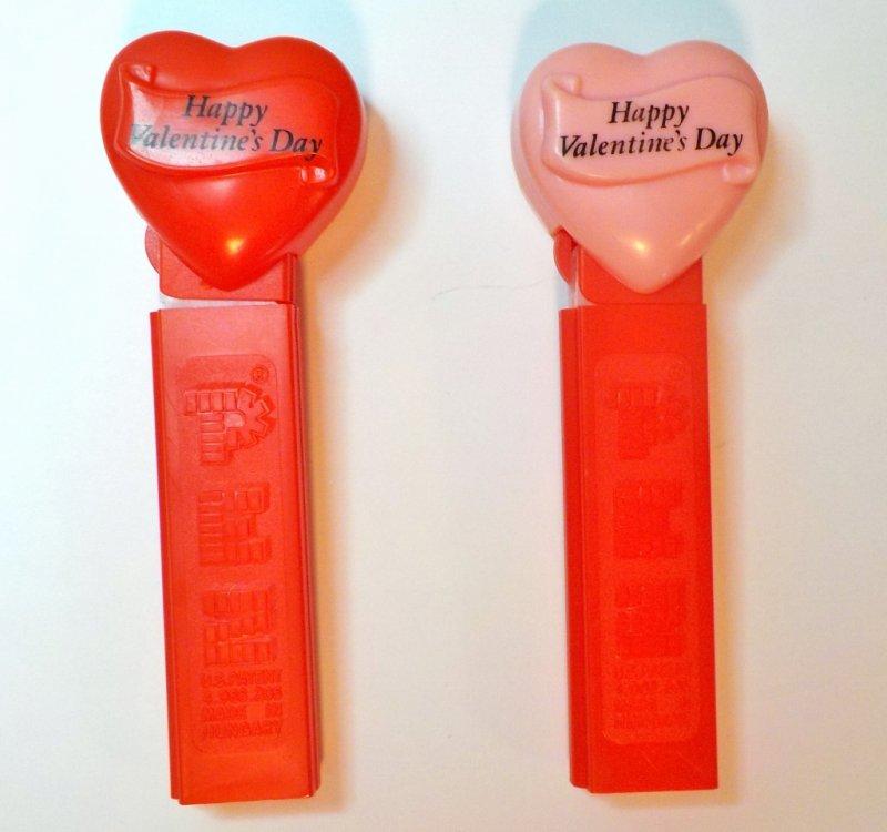 PEZ Valentine's Hearts