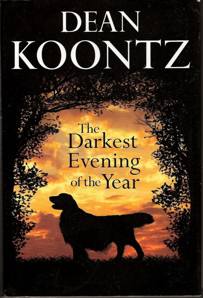 by Dean Koontz First Edition HC DJ 2007