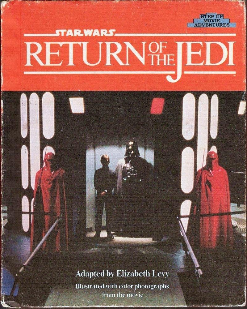Star Wars Step-Up Movie Adventures 1st edition Reader