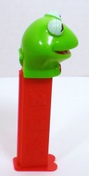 '.PEZ Kermit the Frog.'
