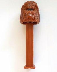 Star Wars Chewbacca Pez Wookie marked 2004 LucasFilm Ltd exclusive