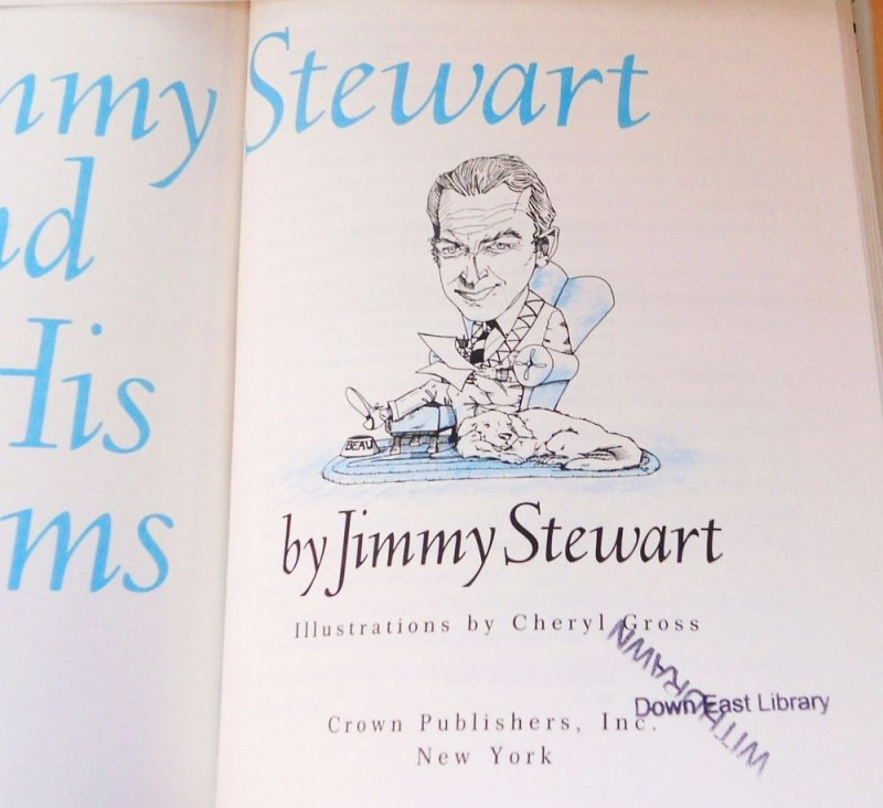 Poems by Jimmy Stewart