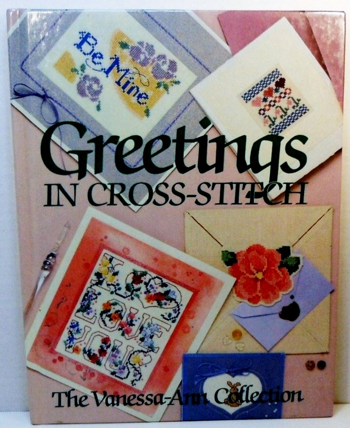 All Occasion Cross Stich patter book