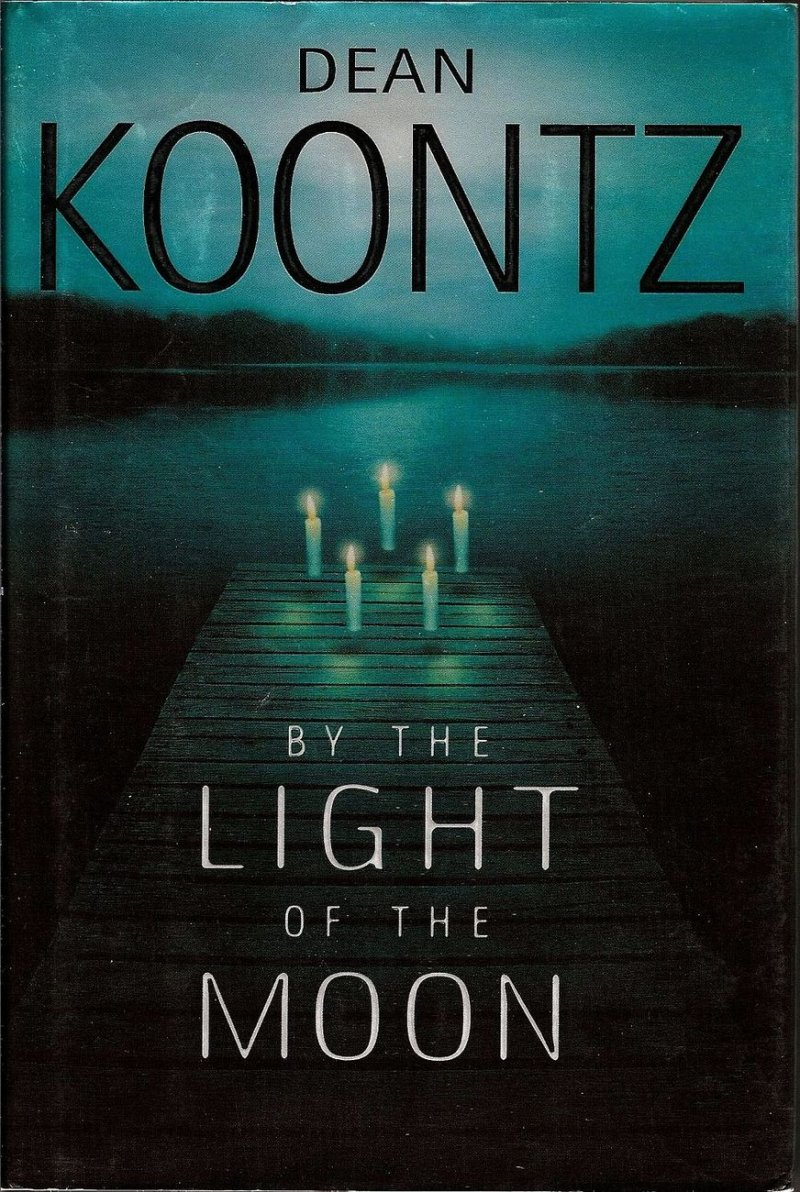 Dean Koontz First Edition, hardcover, with dust jacket 2002