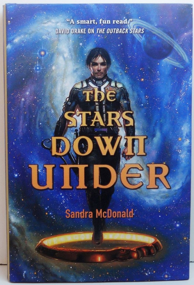 by Sandra McDonald 2008 First Edition, hardcover with dust jacket