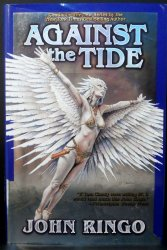 Against the Tide Council Wars by John Ringo 2005 1st ed HC DJ