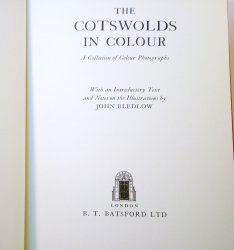 '.The Cotswolds in Colour.'