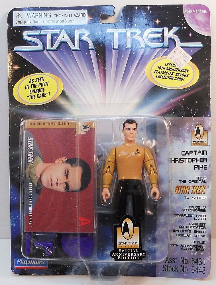 Star Trek The Cage 30th Anniversary