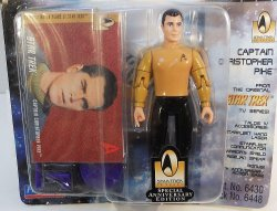 '.Capt. Christopher Pike .'