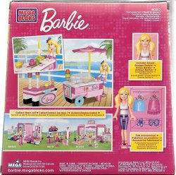 '.Barbie Ice Cream Cart 80212.'