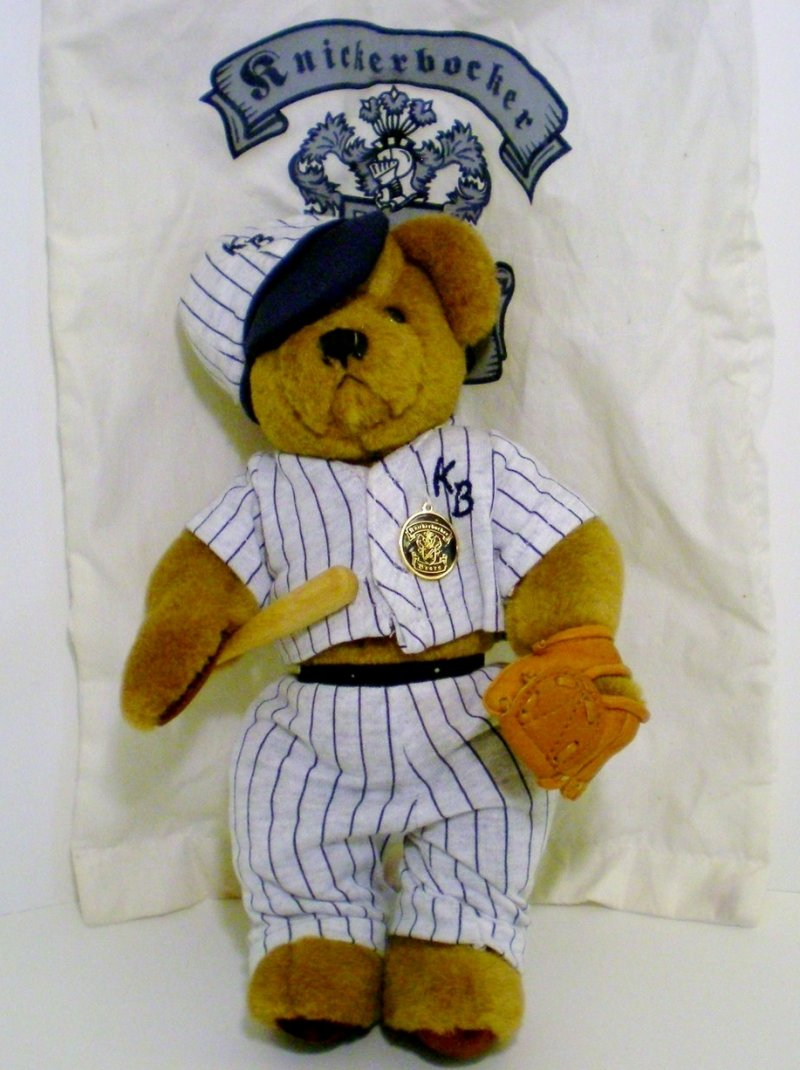Knickerbocker Bears New Generation Collection limited edition