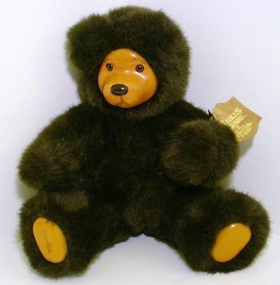 Robert Raikes Bears 1989