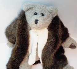 Boyds Bear Skidoo The Archive Collection Series 1993 Retired