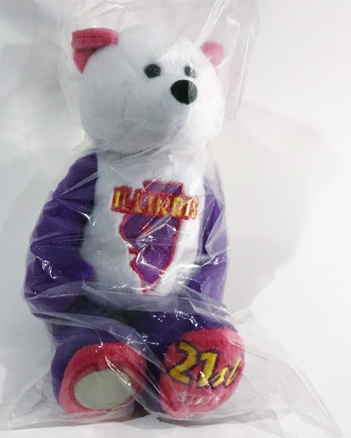 State Quarter Coin Bears Limited Treasures 2003 retired