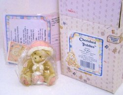 Cherished Teddies Phoebe February Be Mine No 914762 Retired