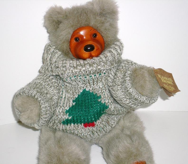 Robert Raikes Collectible Bears Applause 1989
