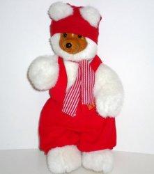 '.Raikes Bears Santa's Elf.'