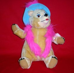 Teddi Barra 1st Teddy Bear Classic Convention Disney 1992