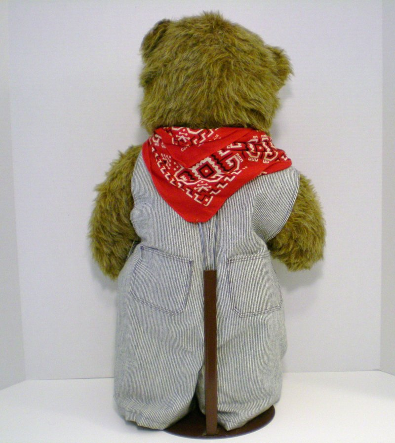 Robert Raikes Woody Bears Limited Edition of 25