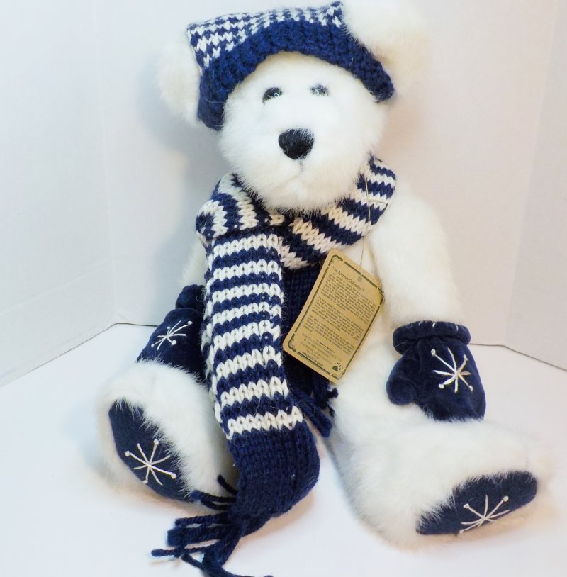 Boyds Bear QVC exclusive active 1990-1998 retired