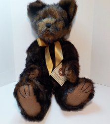 Boyds Bears Furley B. Bearsdale Head Bean Heirloom Retired