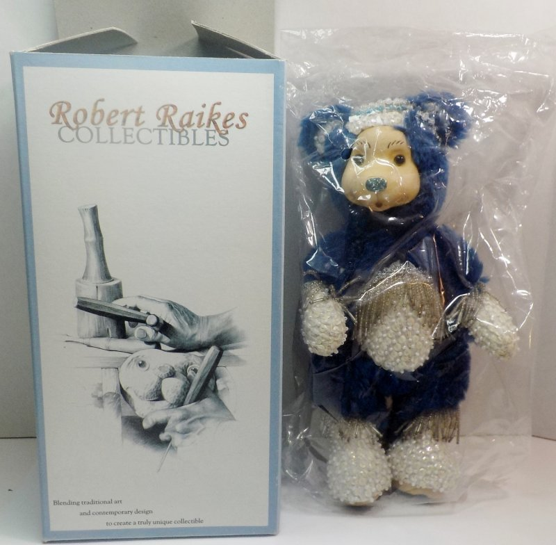 Robert Raikes Bedazzled Birthstone Bears 2001