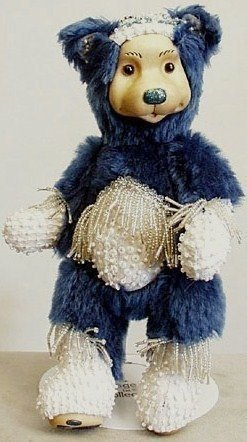 Robert Raikes Bedazzled Birthstone Bears 2001 (stock)