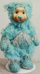Robert Raikes Bedazzled Birthstone Bears June Alexandrite 2001