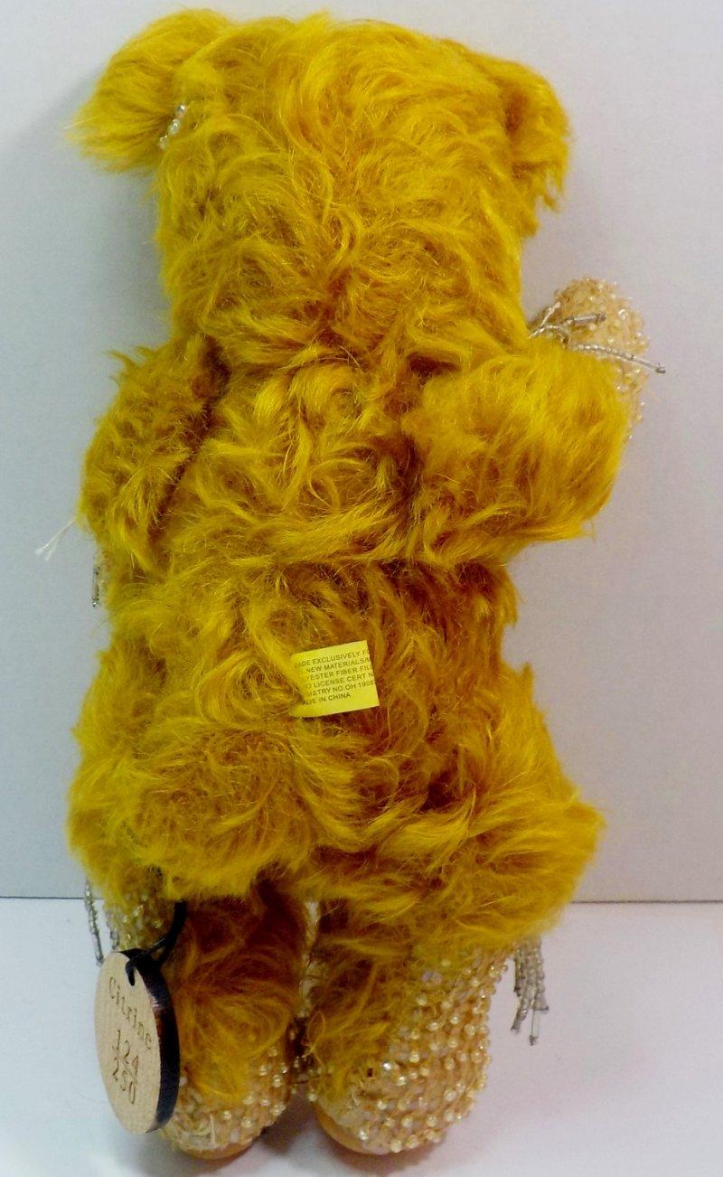 Robert Raikes Bedazzled Birthstone Bears 2001