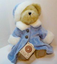 Boyds Bears TJ's Best Dressed Katrina Winterbeary 2002 QVC