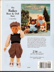 '.Raikes Bear and Doll Story.'