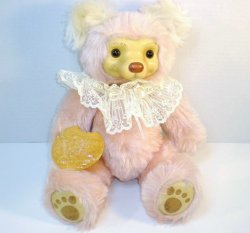 Robert Raikes Bear Sugar Cookie Pink Limited Edition 450 No. 377