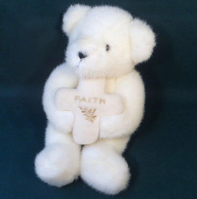 Russ Teddy Bear Faith