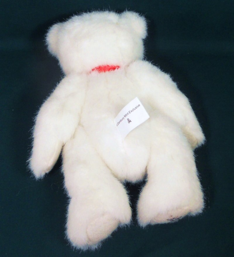 Danbury Mint Teddy Bear