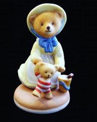 '.Amanda porcelain bear.'