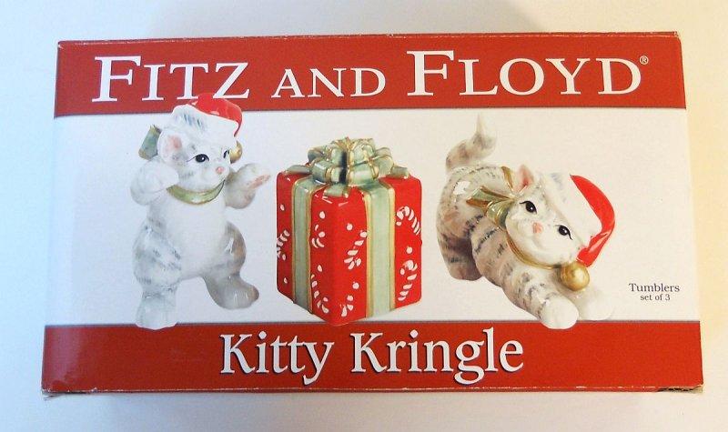 Fitz and Floyd box