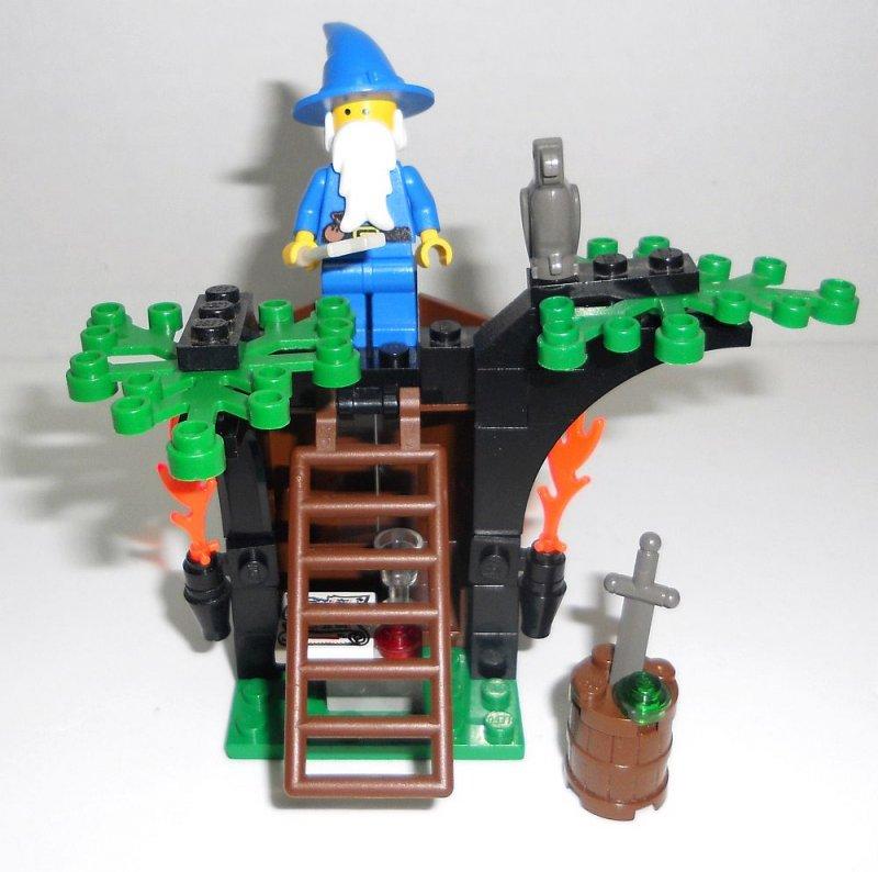 Lego Magic Shop with Majisto