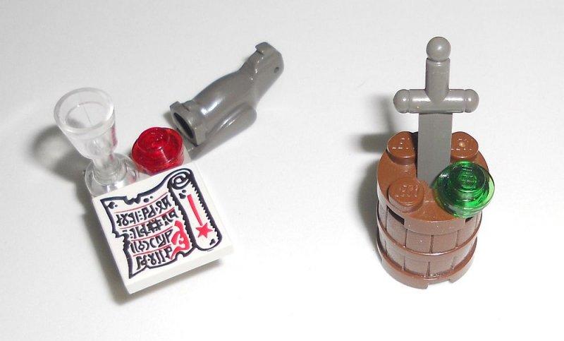 Image 2 of Lego Magic Shop Castle Set 6020 Dragon Master Majisto 1993