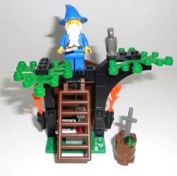 Lego Magic Shop Castle Set 6020 Dragon Master Majisto 1993
