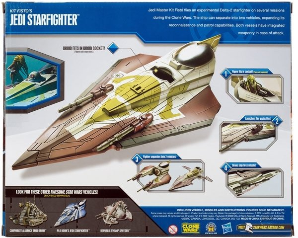 Star Wars Clone Wars Vehicles