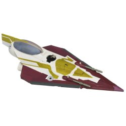 '.Jedi Kit Fisto's Starfighter.'