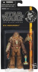 Star Wars Merumeru 15 The Black Series wave 3 Figure